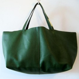 yucchino - OTONA eco-bag green