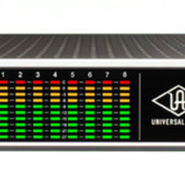 Universal Audio - Apollo High-Resolution Interface with Realtime UAD Processing