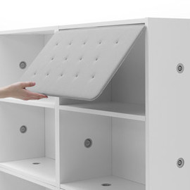 Nendo - Ofon Modular furniture  for Kokuyo