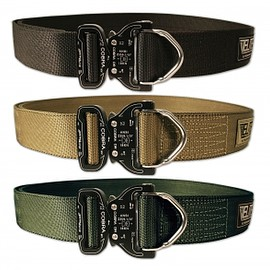 Cobra - Riggers Belt with D Ring Buckle