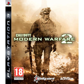Activision - Call Of Duty Modern Warfare 2 PS3
