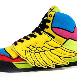 adidas - JS WINGS 「adidas Originals by JEREMY SCOTT」 「LIMITED EDITION for DESIGN COLLABORATIONS」