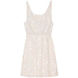 Alice + Olivia - GABBY PEARL BLOUSON TANK DRESS