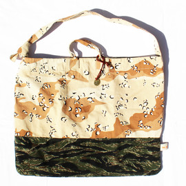 W.Z.SAC - Gloster Shoulder-Crazy Camo