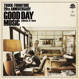 Truck Furniture - 20th Anniversary Good Day Music CD & LP
