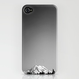 Sara Montour - Mt. Rainier iPhone Case