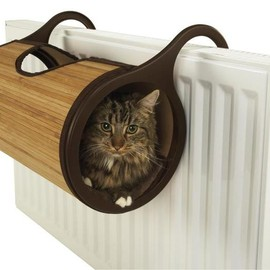 Jolly Moggy - Bamboo Radiator Cat Bed