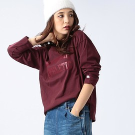 RUSSELL ATHLETIC - 【VERY11月号掲載】RUSSELL ATHLETIC×ビーミング by ビームス / 別注プリントロングTシャツ