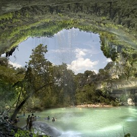Texas - Hamilton Pool Nature Preserve