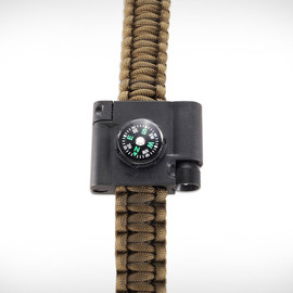 Columbia River Knife & Tool - Stokes Paracord Survival Bracelet Accessory