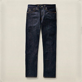 RRL - SLIM NARROW RIGID DENIM