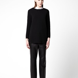 COS - Scalloped rib jumper