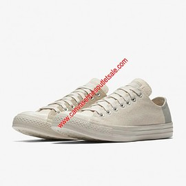CONVERSE - Converse Shoes Chuck Taylor All Star Jute Americana Canvas Low Top Beige
