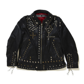 GB SKINS - Studded Riders Jacket