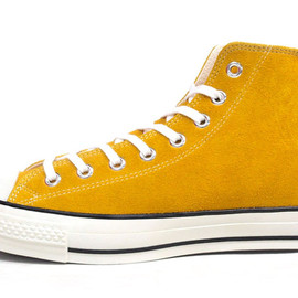 CONVERSE - SUEDE ALL STAR J HI 「made in JAPAN」 「LIMITED EDITION for STAR SHOP」