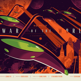 TOM WHALEN - The War Of The Worlds