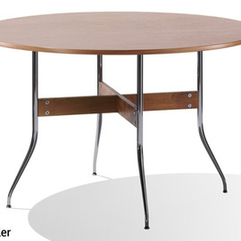 Herman Miller - Nelson Swag Leg Group Round Dining Table