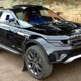 Milner Off Road Ltd - Milner LRM-1 / Range Rover Evoque custom
