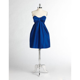 JILL by JILLSTUART - blue ribbon dress