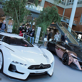 Citroën GT and Peugeot - Starring: Citroën GT and Peugeot Onyx