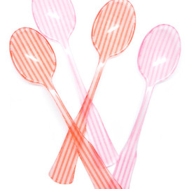 LEIF - Candy Stripe Teaspoon Set