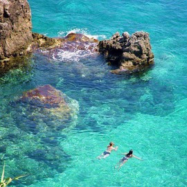 Greece - Take a dive in Corfu Island