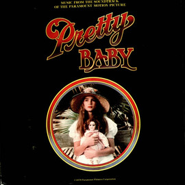 Various Artists - Original Soundtrack,Pretty Baby,Japan,Promo,Deleted,LP RECORD,514520