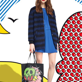 RED VALENTINO × Disney - Snow White collection look8