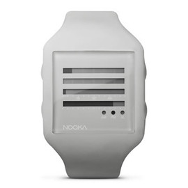 Nooka - Zub 20mm zenh (Grey) by Matthew Waldman