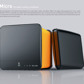 Richard Park - Micro - Portable Microwave and Grill