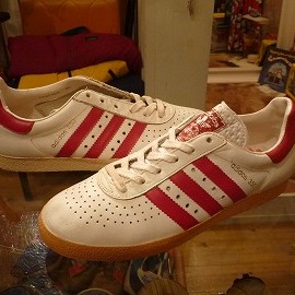 "adidas - 「<deadstock>70's adidas 350 white/red""made in YUGOSLAVIA"" size:US7/h(26cm) 13500yen」販売中"