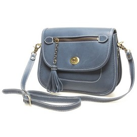 united bamboo - COWHIDE LEATHER BAG