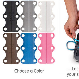zubits - Zubits magnetic shoe closures - magnetic shoelaces