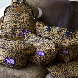 nanamica×THE NORTH FACE - Leopard Bags