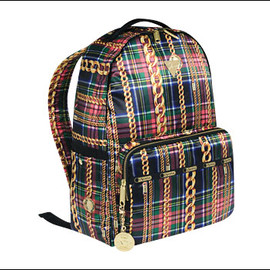 LeSportsac & JOYRICH - Backpack in Chain Check