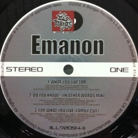 Emanon - What You Live For / Ill Bogie