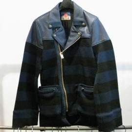 blackmeans - Knit Riders JKT