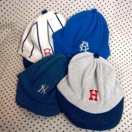 VACATION tricot - BASEBALL KNIT CAP