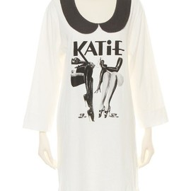 katie - BIZARRE 11 collar one-piece