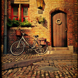 Belgium - bicycle