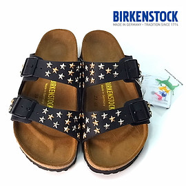 BIRKENSTOCK Japan - BIRKENSTOCK ARIZONA  スタースタッズ ブラック
