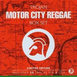 Various Artists - Trojan Motor City Reggae Box Set