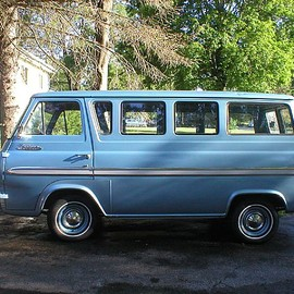 1964 Ford - Falcon Deluxe Club Wagon Van