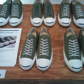 CONVERSE - JACK PURCELL B&Y別注