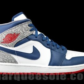Nike - NIKE AIR JORDAN 1 PHAT TRUE BLUE