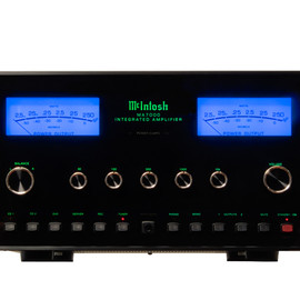 McIntosh MCLK12 Mantle Clock