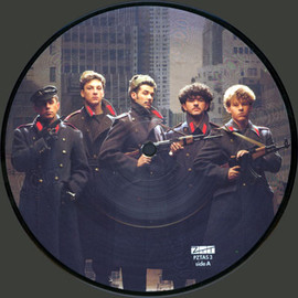 "Frankie Goes To Hollywood - Two Tribes 7"" picture disc"