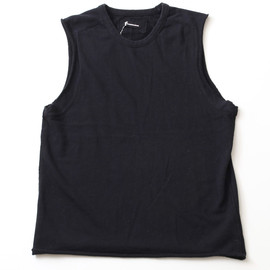ALEXANDER WANG - No-sleeve sweat shirt