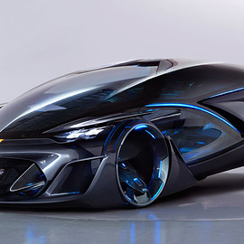 Chevrolet - FNR (Concept Car)