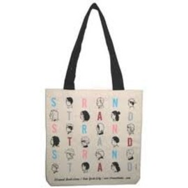 STRAND - Tote Bag: Adrian Tomine